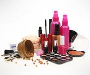 Produits cosmétiques. Notre carte repère